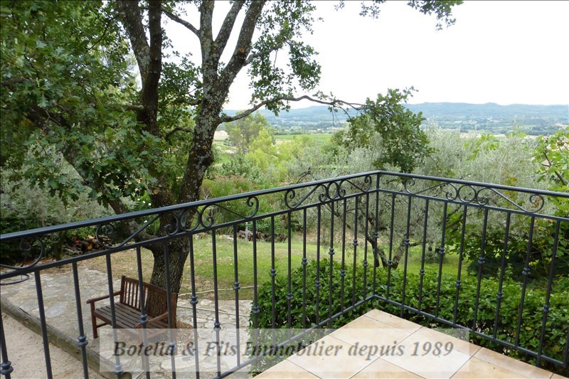 Vente maison / villa Goudargues 600000€ - Photo 6