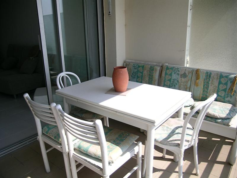 Vacation rental apartment Golfe juan 375€ - Picture 6