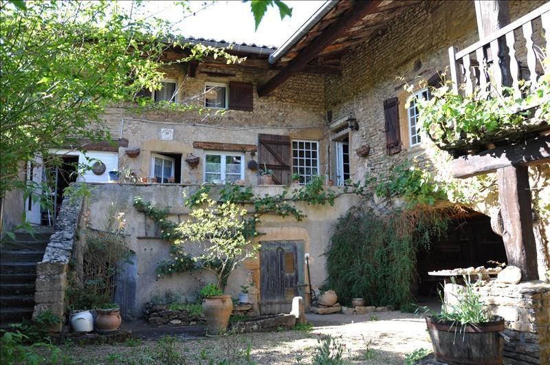 Vente maison / villa Villefranche sur saone 350000€ - Photo 1