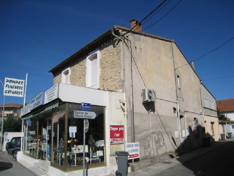 Vente immeuble Carcassonne 182 000€ - Photo 2