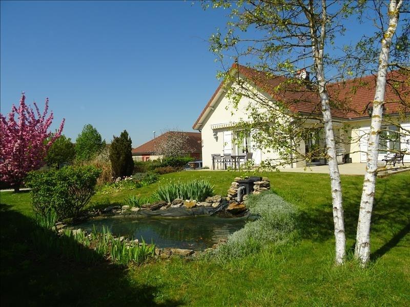 Sale house / villa Barberey st sulpice 229500€ - Picture 2
