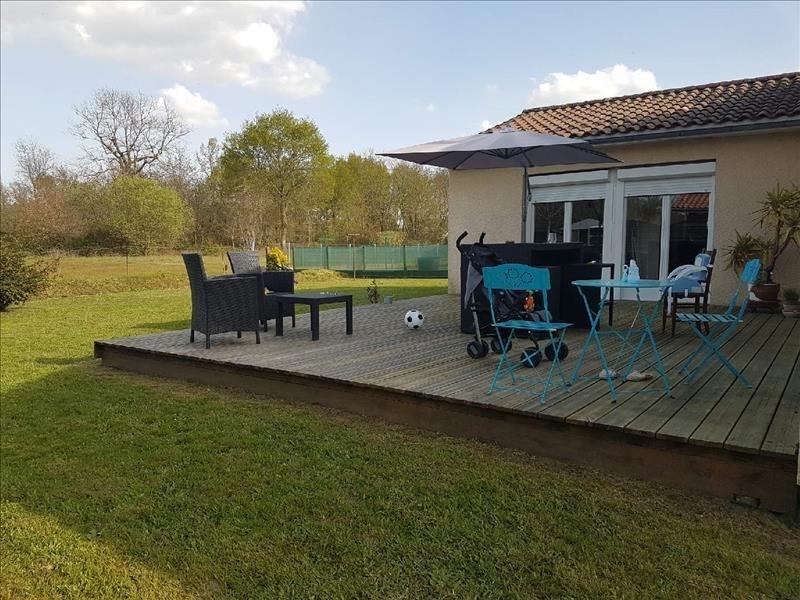 Verkoop  huis Captieux 129300€ - Foto 1
