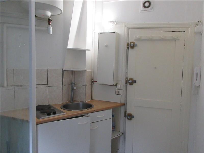 Sale apartment Paris 9ème 66000€ - Picture 4