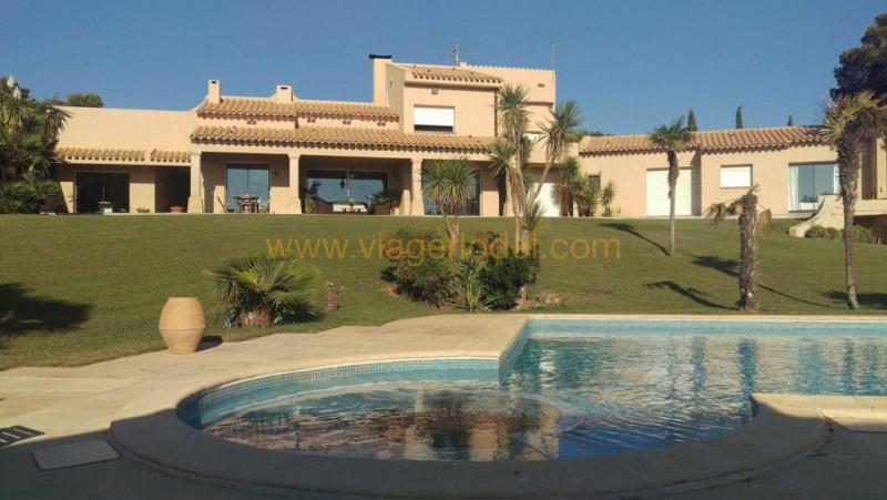 Verkauf auf rentenbasis haus Canet-en-roussillon 930000€ - Fotografie 9