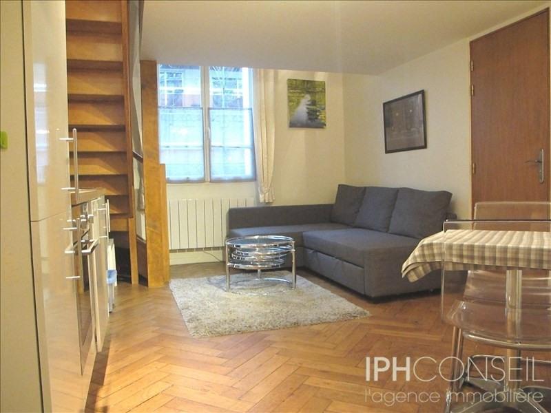 Vente appartement Neuilly sur seine 299000€ - Photo 1