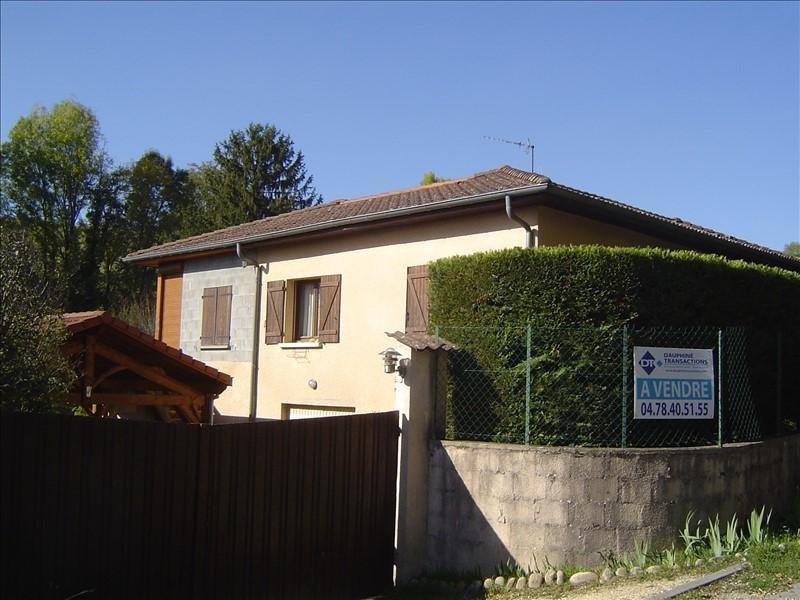 Vente maison / villa Luzinay 420000€ - Photo 2
