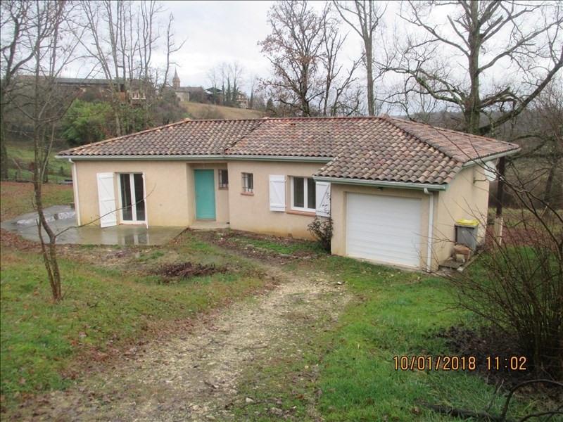 Vente maison / villa Genebrieres 159000€ - Photo 1