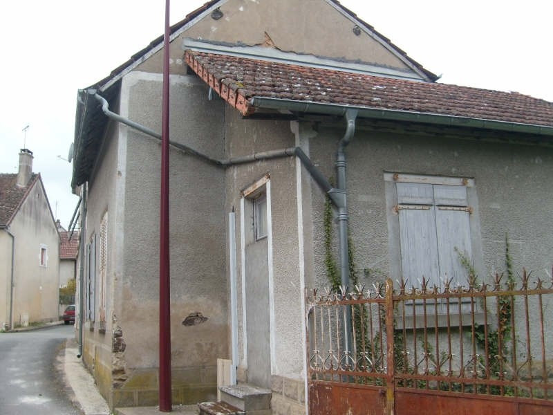 Sale house / villa Ste gemme 28 000€ - Picture 2