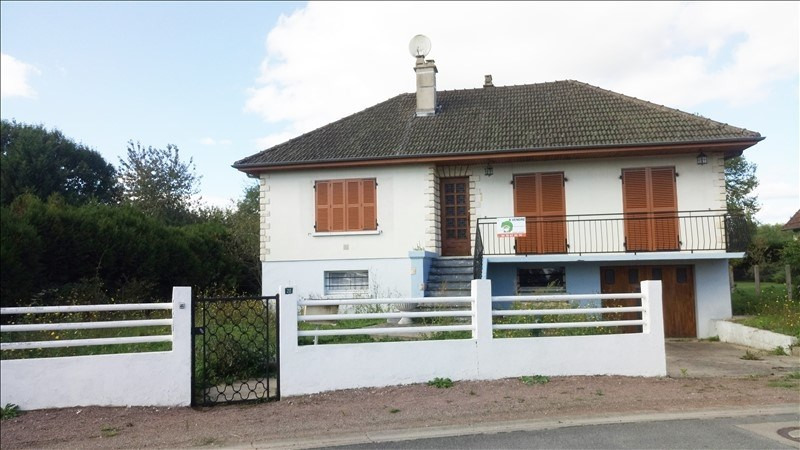 Sale house / villa Le veurdre 84 800€ - Picture 1