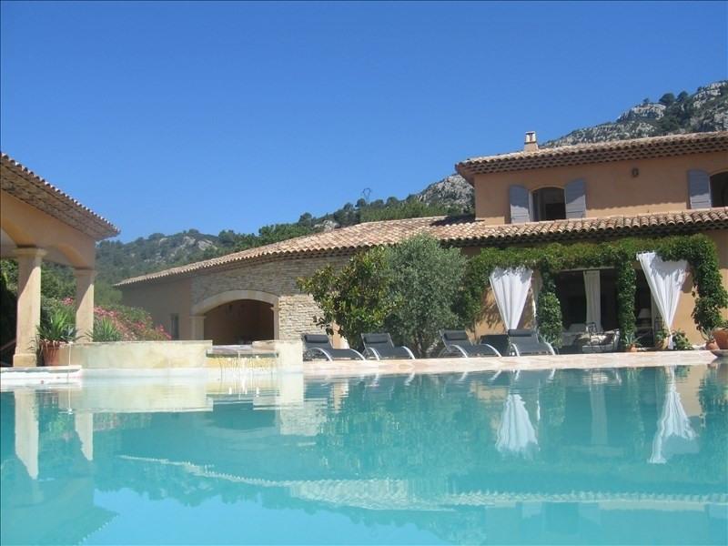 Vente de prestige maison / villa St marc jaumegarde 1295000€ - Photo 2