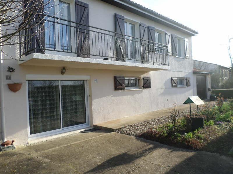 Vente maison / villa Lussac les chateaux 135000€ - Photo 2