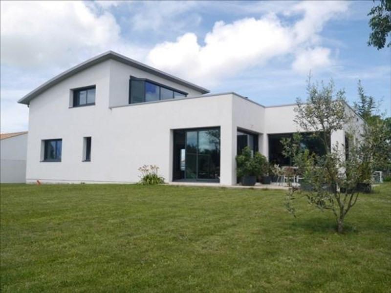 Vente de prestige maison / villa La garnache 335000€ - Photo 1