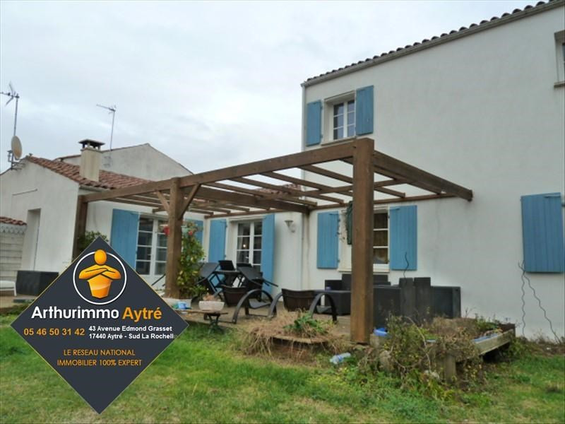 Vente de prestige maison / villa La jarne 566500€ - Photo 1