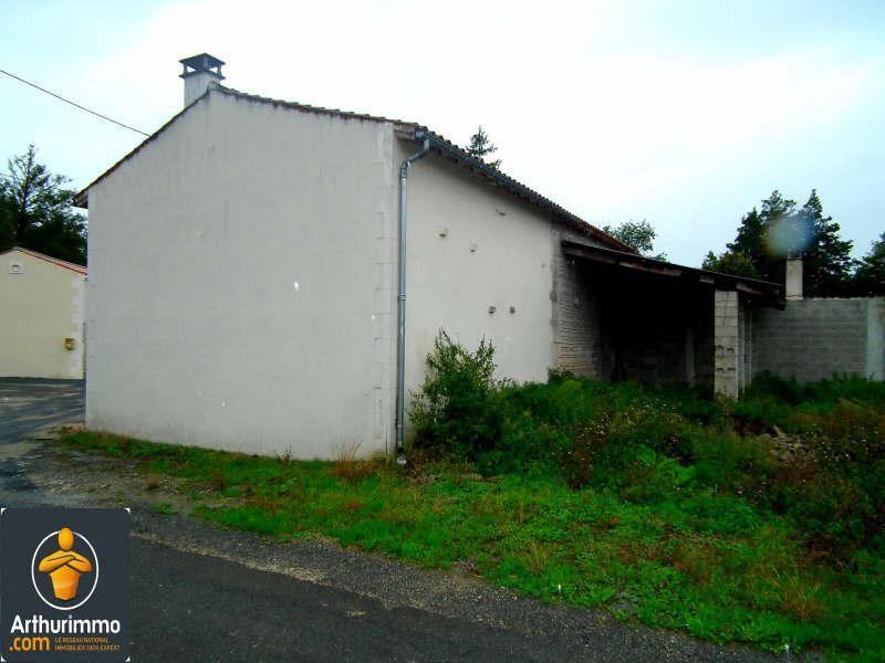 Vente maison / villa Matha 54500€ - Photo 2