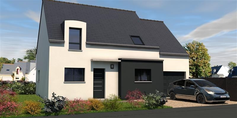 Maison  5 pièces + Terrain 368 m² Treffendel par LES MAISONS RENNAISES