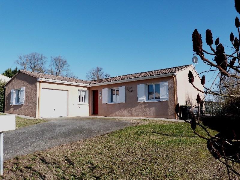 Vente maison / villa St jean 299000€ - Photo 1