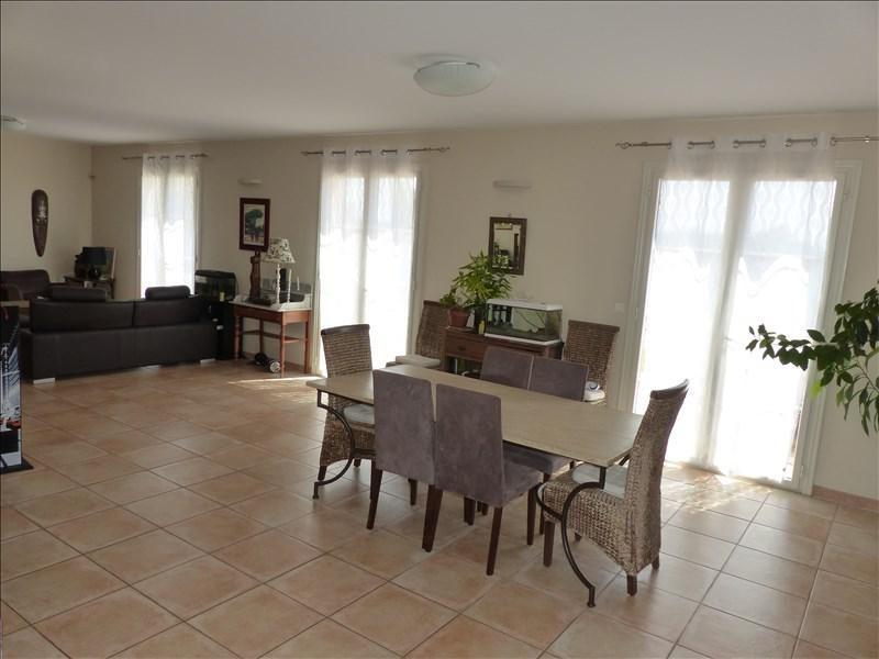 Sale house / villa Maraussan 398000€ - Picture 5