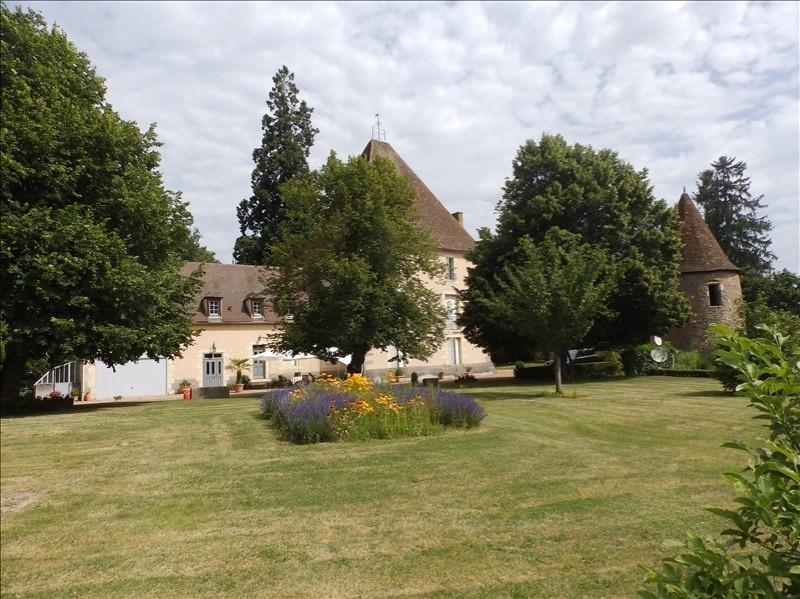 Deluxe sale chateau St bonnet de four 546000€ - Picture 2