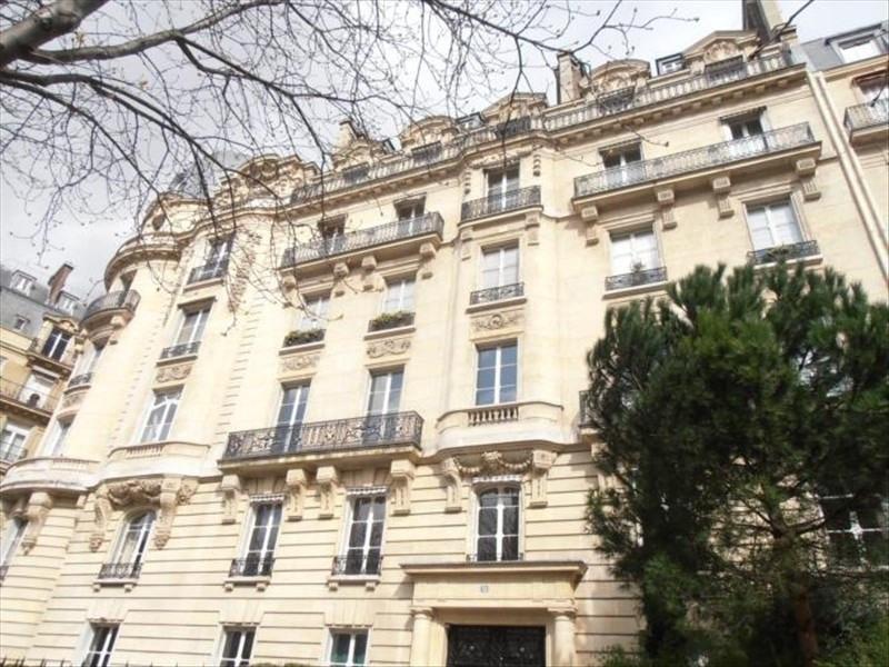 Vente de prestige appartement Paris 16ème 2990000€ - Photo 1