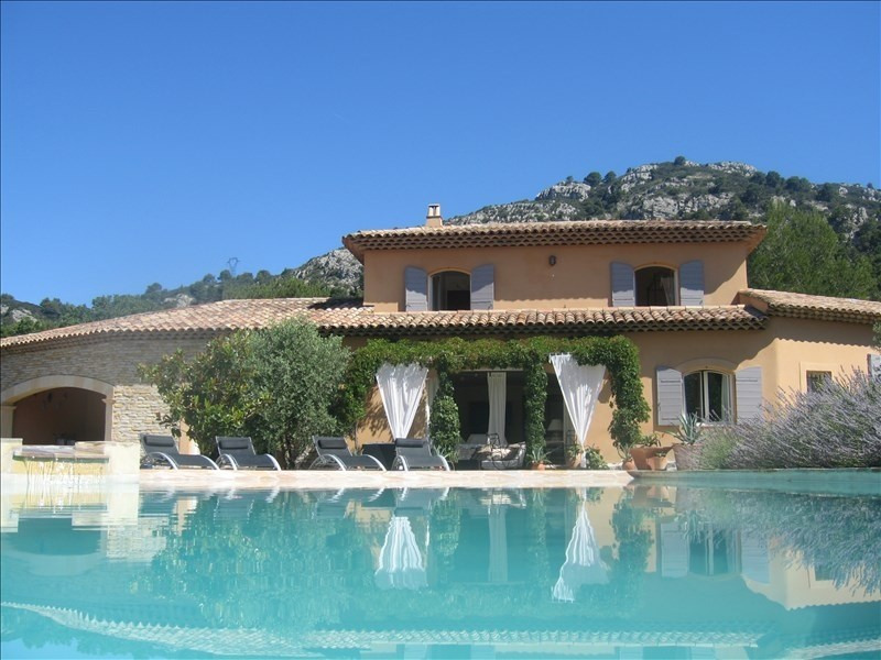 Vente de prestige maison / villa St marc jaumegarde 1295000€ - Photo 1