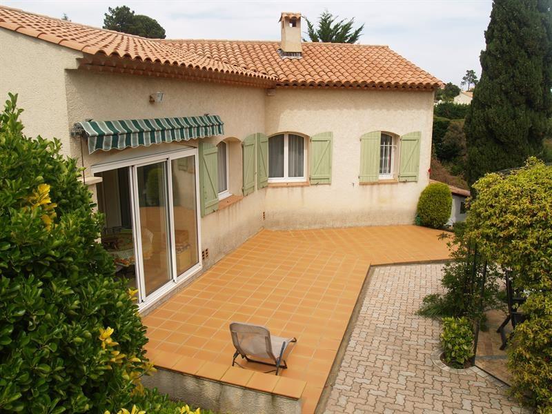 Sale house / villa Les issambres 615000€ - Picture 1