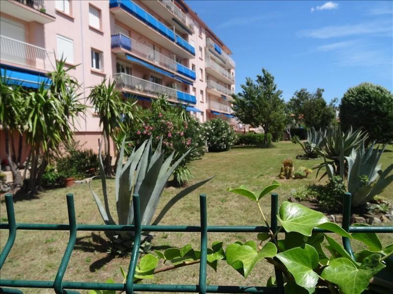 Vente appartement St raphael 169000€ - Photo 1