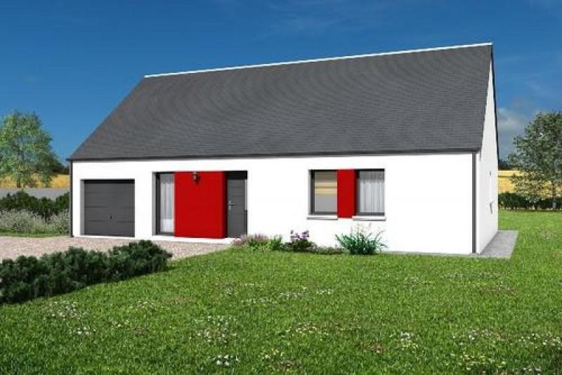 Maison  5 pièces + Terrain 1381 m² Ligré par maisons PRIMEA