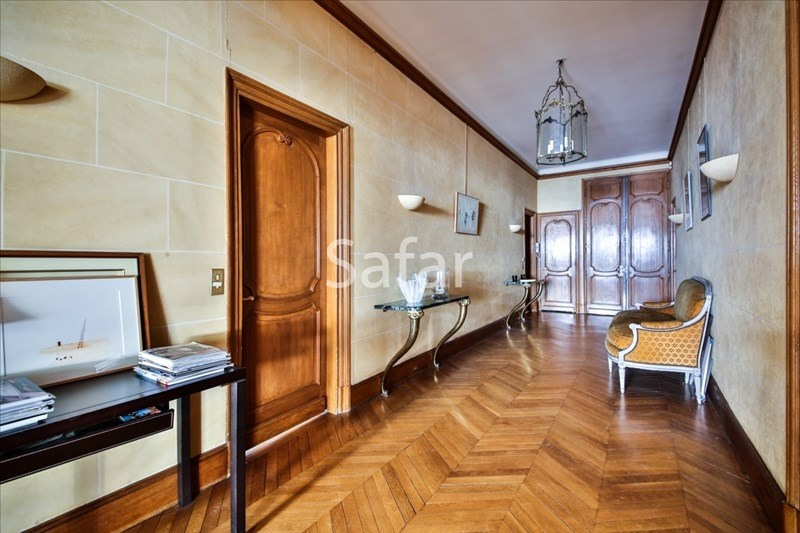 Vente de prestige appartement Paris 16ème 2 190 000€ - Photo 6