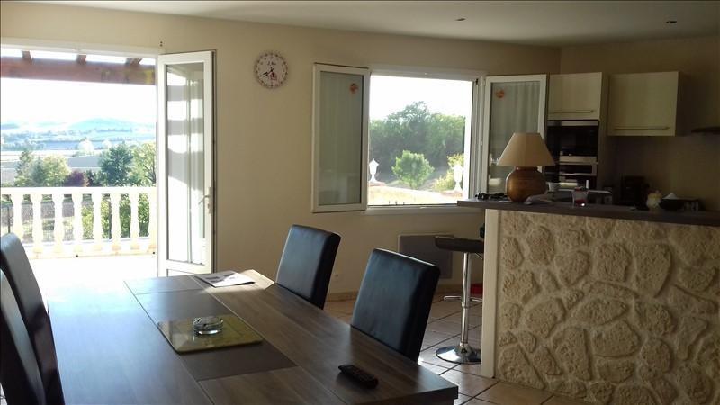 Sale house / villa Cuq toulza (secteur) 315000€ - Picture 5