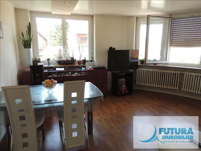 Vente appartement Forbach 129600€ - Photo 4