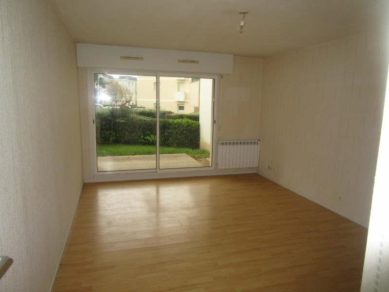 Sale apartment Vannes 123600€ - Picture 1