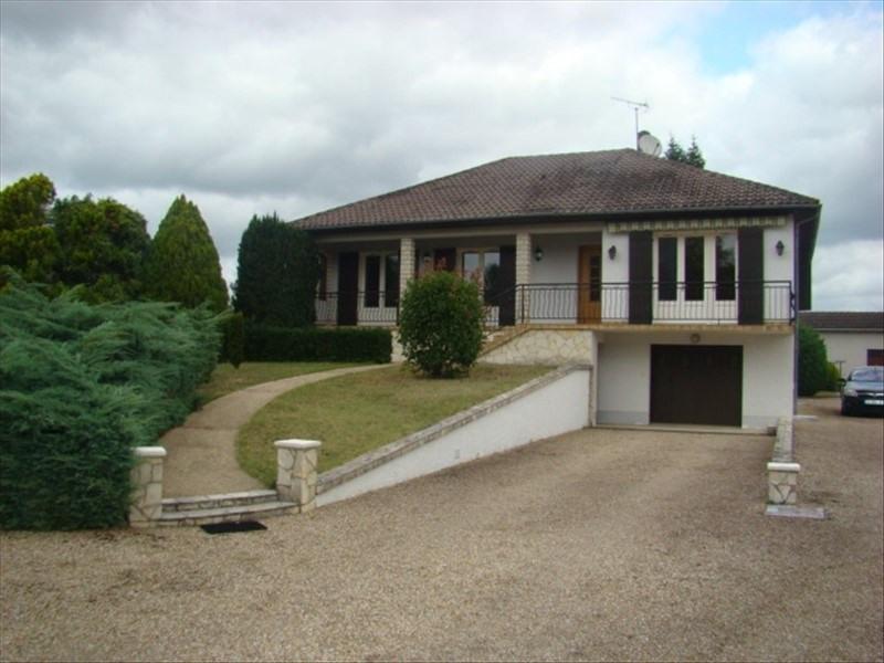 Vente maison / villa Montpon menesterol 148000€ - Photo 1