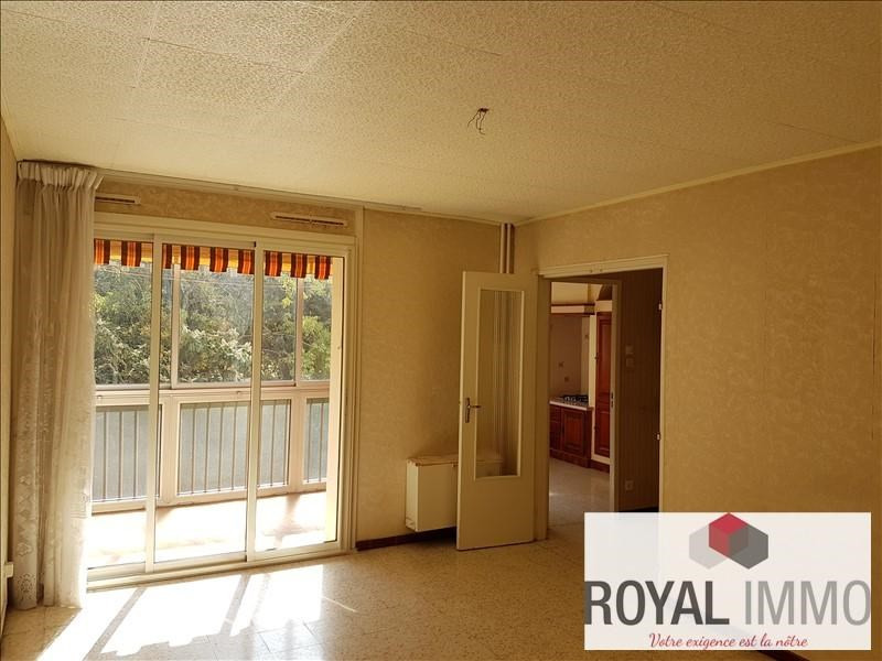 Sale apartment Toulon 110000€ - Picture 1