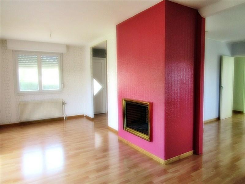 Rental house / villa Raon l etape 690€ CC - Picture 3