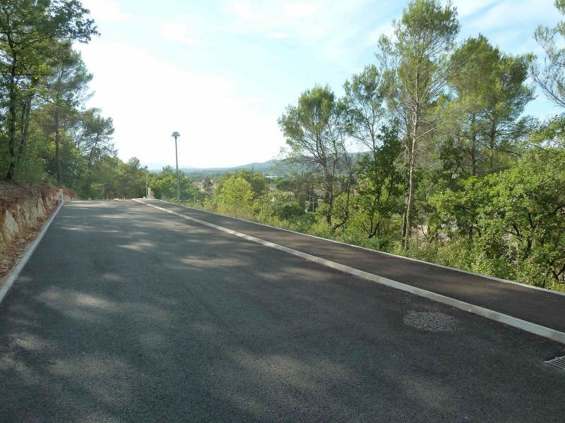 Vente terrain Brignoles 85000€ - Photo 1