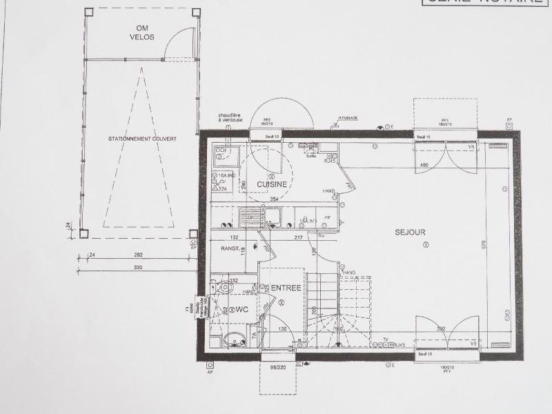 Sale house / villa Cesson 275000€ - Picture 7