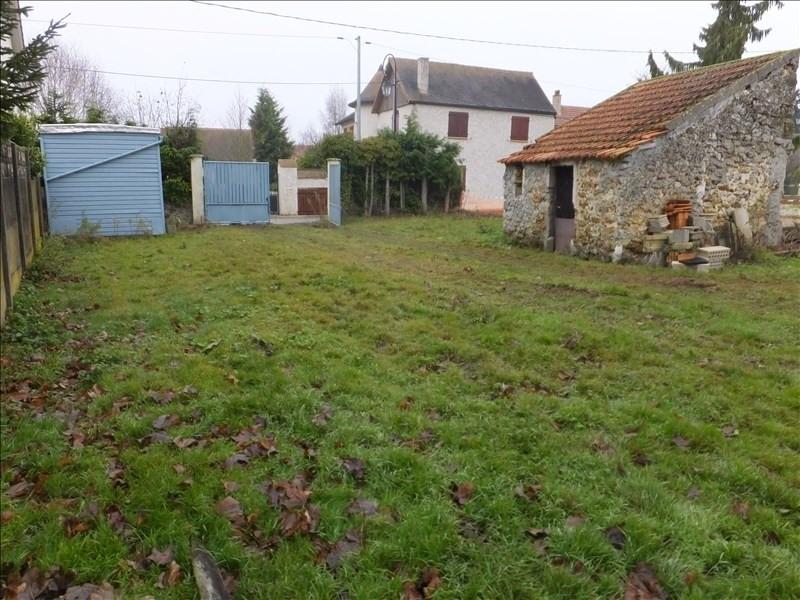 Vente terrain Magny les hameaux 228000€ - Photo 1