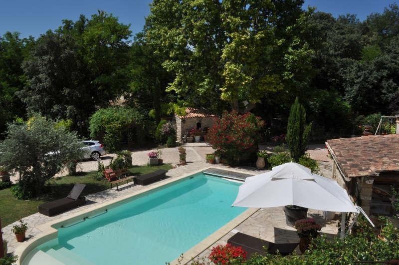Verkauf von luxusobjekt haus Chateauneuf de gadagne 1567000€ - Fotografie 2