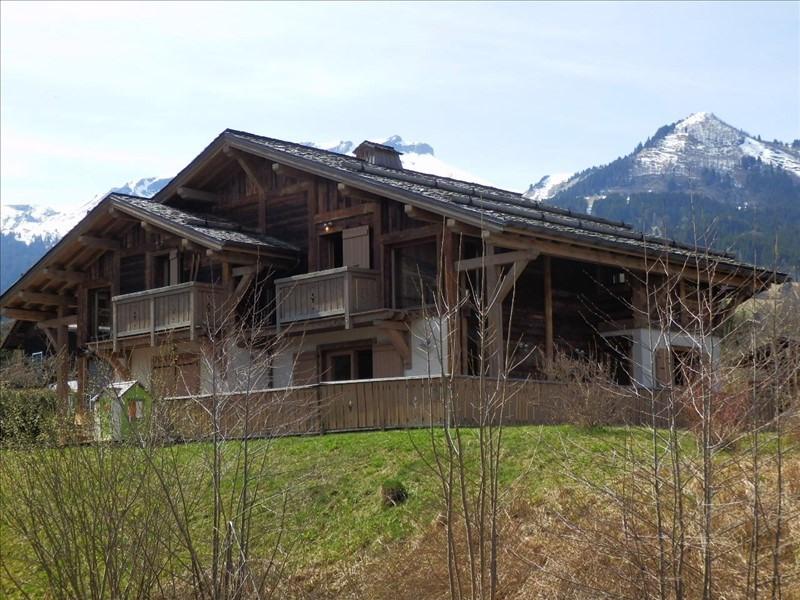Vente appartement Cordon 485000€ - Photo 1