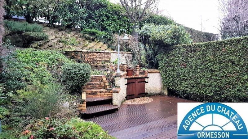 Vente maison / villa Noiseau 335000€ - Photo 1