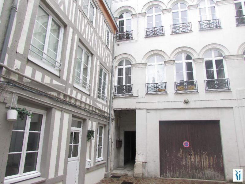 Vendita appartamento Rouen 107500€ - Fotografia 1