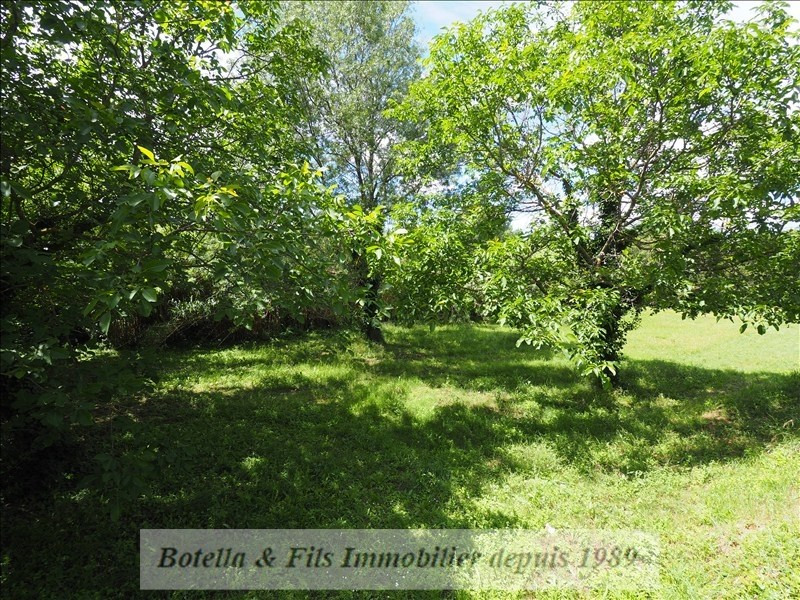Vendita terreno Bagnols sur ceze 135000€ - Fotografia 2