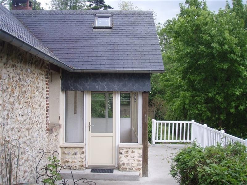 Rental house / villa Manneville-la-raoult 550€cc - Picture 1