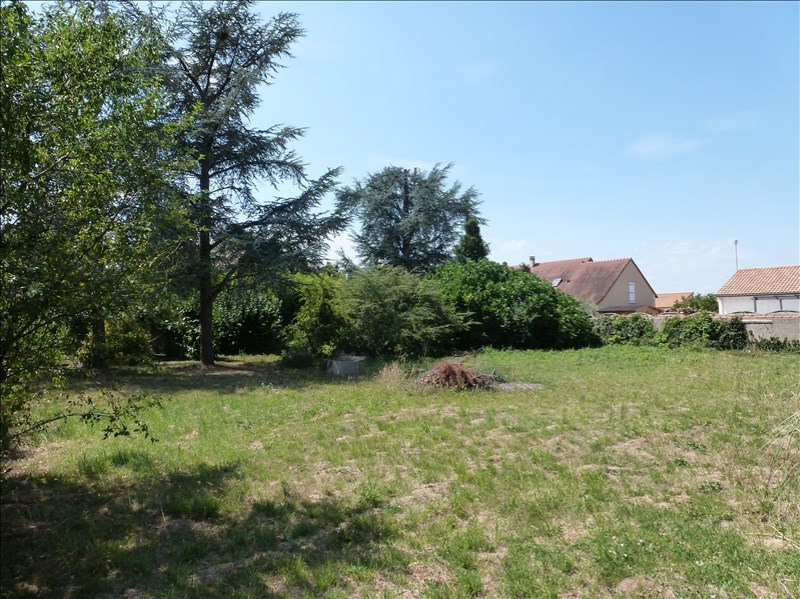 Vente terrain Vouneuil sur vienne 35000€ - Photo 1