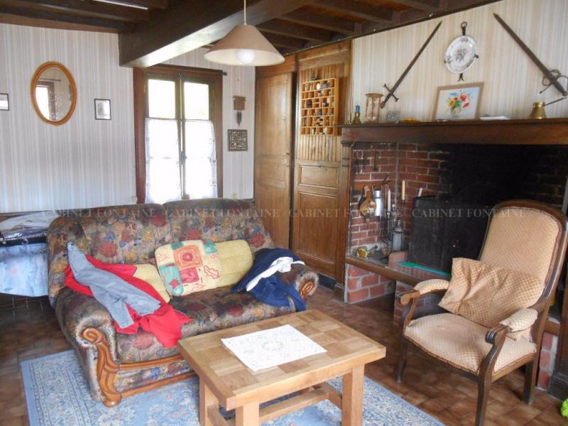Sale house / villa Francastel 112000€ - Picture 3