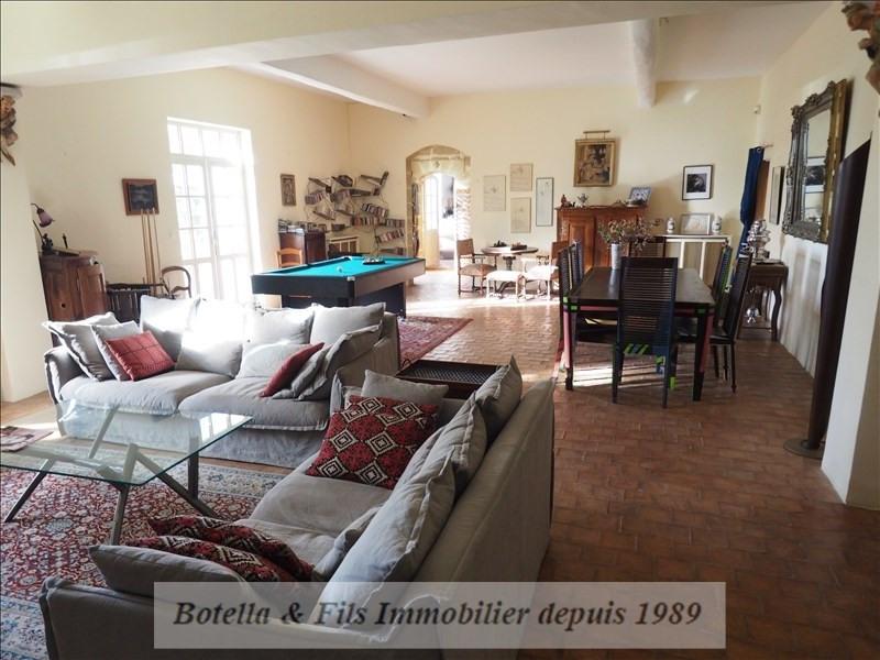 Immobile residenziali di prestigio casa Uzes 950000€ - Fotografia 3