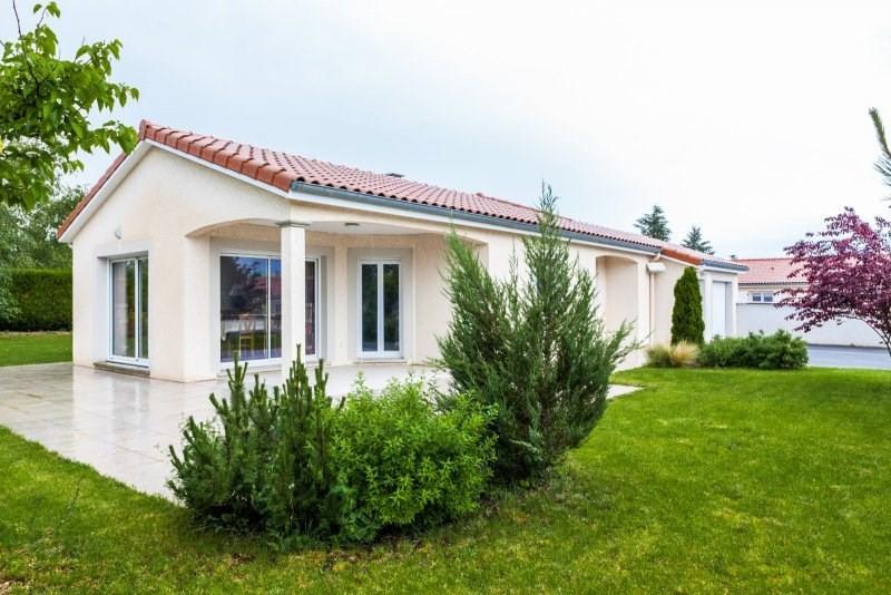 Villa plain-Pied sur plat et Arborée