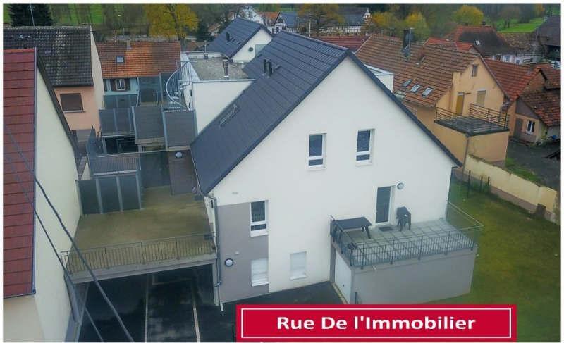 Deluxe sale apartment Schwindratzheim 279700€ - Picture 8
