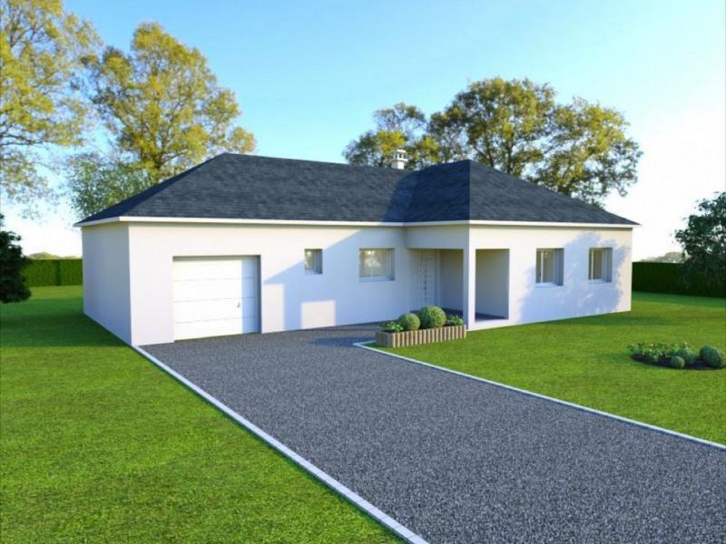 """Modèle de maison  """"Modèle de maison 4 pièces"""" à partir de 4 pièces Marne par PLURIAL HOME EXPERT"""