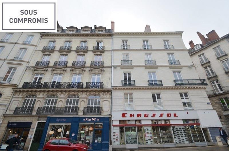 Vente appartement Nantes 155000€ - Photo 1